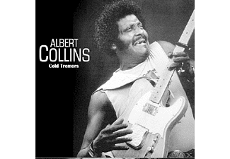Albert Collins - Cold Tremors - (CD)
