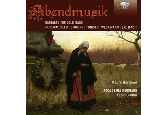 VARIOUS - Abendmusik-Cantatas For Solo Bass [CD]