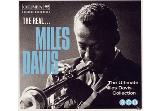 Miles Davis - THE REAL MILES DAVIS - (CD)