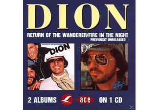 Dion - Return Of The Wanderer/Fire In The Night - (CD)