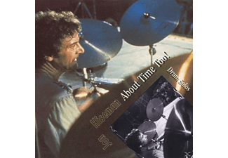 Jon Hiseman - About Time Too! Drum Solos - (CD)