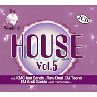 VARIOUS - W.O.House Vol.5 [CD]