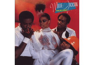 Millie Jackson - FOR MEN ONLY - (CD)
