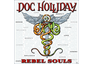 Doc Holliday - Rebel Souls - (CD)
