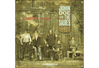 John & The Sadies Doe - Country Club - (CD)