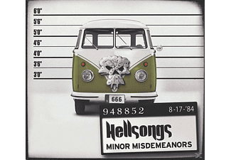 Hellsongs - Minor Misdemeanors - (CD)