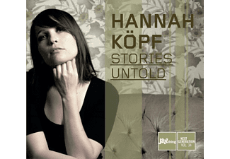 Hannah Koepf - Stories Untold - (CD)