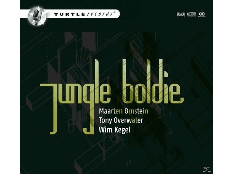 Jungle Boldie - Jungle Boldie [SACD]