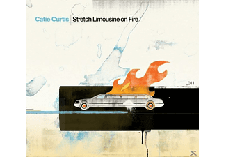 Catie Curtis - STRETCH LIMOUSINE ON FIRE - (CD)