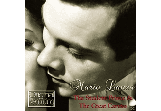 Mario Lanza - Student Prince & Great - (CD)