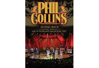 Phil Collins - Going Back - Live At Roseland Ballroom, NYC (DVD)