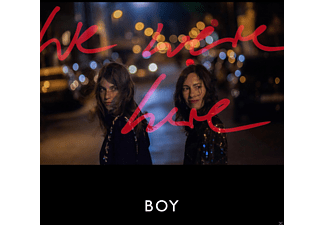 The Boy - We were here (Deluxe) [CD + Bonus-CD]