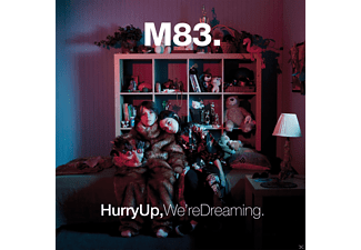 M83 - Hurry Up, We're Dreaming. - (LP + Download)