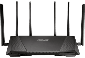 ASUS RT-AC3200 Wireless Router (90IG01F1-BM2G00)