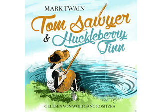 Tom Sawyer & Huckleberry Finn - 1 CD - Literatur/Klassiker
