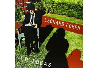 Leonard Cohen - Old Ideas - (LP + Bonus-CD)