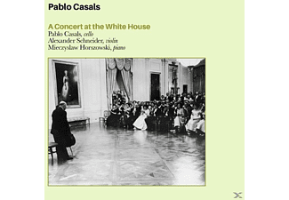 Casals Pablo - A Concert At The White House - (CD)