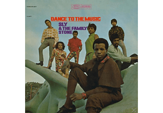 Sly & the Family Stone - Dance To The Music - (Vinyl)