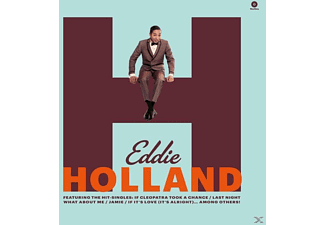 Eddie Holland - First Album+2 Bonus Tracks (Ltd.Edt 180g Vinyl) [Vinyl]