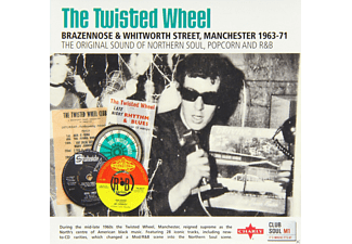 VARIOUS - Club Soul - Vol.2 - The Twisted - (CD)