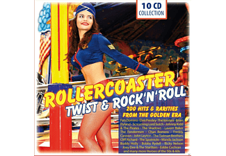 VARIOUS - Rollercoaster - (CD)