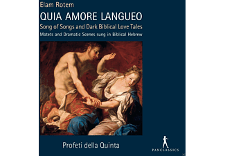 Profeti Della Quinta - Quia Amore Langueo-Song Of Songs [CD]