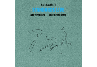 Keith Trio Jarrett - Standards Live (Touchstones) - (CD)