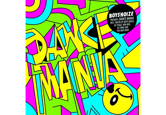 VARIOUS - Boysnoize Pres. A Tribute To Dance Mania - (Vinyl)