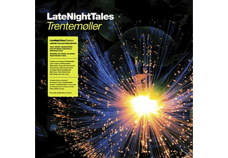 Trentemøller - Late Night Tales (2lp+Mp3/180g) - (LP + Download)