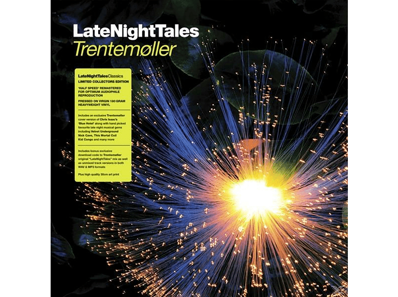 Trentemøller - Late Night Tales (2lp+Mp3/180g) [LP + Download]