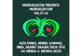 Modeselektor Proudly Presents - Modeselektion Vol.3/Pt.2 [Vinyl]