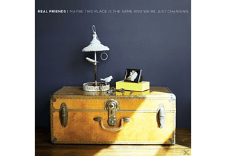 Real Friends - Maybe This Place Is The Same Place And We're Just - (Vinyl)