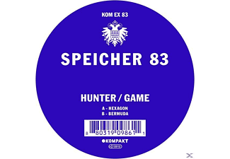 Hunter, The Game - Speicher 83 - (Vinyl)