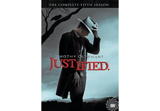 Justified - Seizoen 5 | DVD