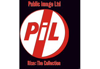 Public Image Ltd. - Rise: The Collection [CD]