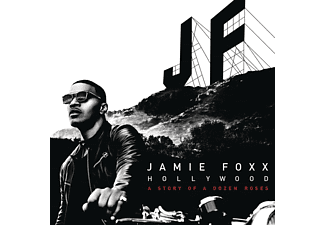 Jamie Foxx - Hollywood - A Story of a Dozen Roses - Deluxe Version (CD)