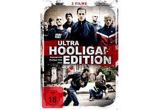 Ultra Hooligan Edition DVD (3 auf 1) - (DVD)