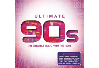 VARIOUS - Ultimate... 90s [CD]