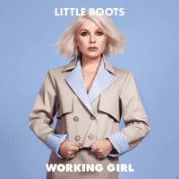 Little Boots - Working Girl [CD]
