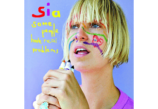 Sia - Some People Have Real Problems [CD EXTRA/Enhanced]