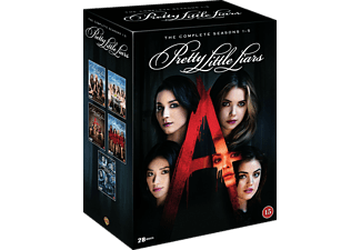 Pretty Little Liars S1-5 Box DVD