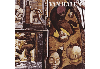 Van Halen - Fair Warning (Remastered) - (CD)