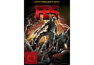 First Person Shooter - (DVD)