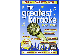 VARIOUS - The greatest Karaoke DVD... ever! - (DVD)