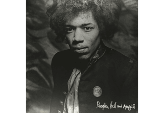 Jimi Hendrix - People, Hell + Angels - (Vinyl)