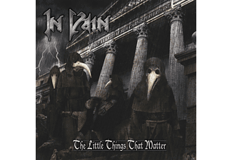 In Vain - That Little Things That Matter - (CD)