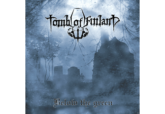 Tomb Of Finland - Below The Green [CD]