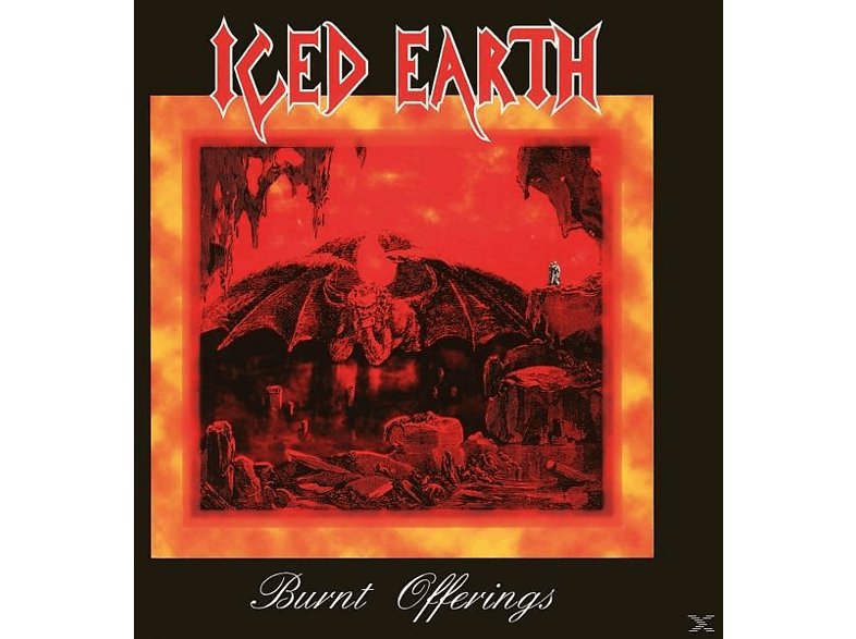 Iced Earth - Burnt Offerings (Re-Issue 2015) [CD]