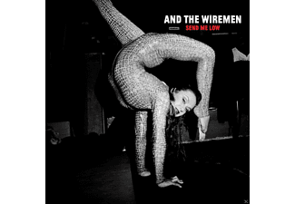 And The Wireman - Send Me Low - (CD)
