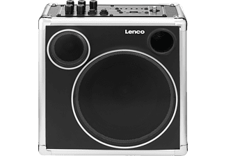 LENCO PA-45, Bluetooth Soundsystem, Schwarz